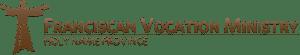 be a franciscan logo